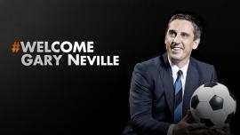 Официально: Гари Невилл назначен главным тренером «Валенсии» до конца сезона